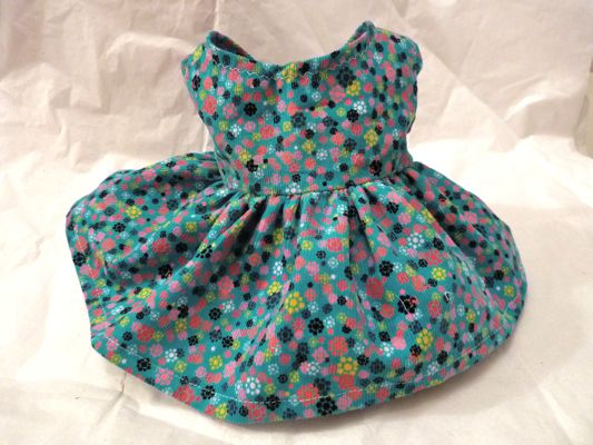 homemade Doll Clothing